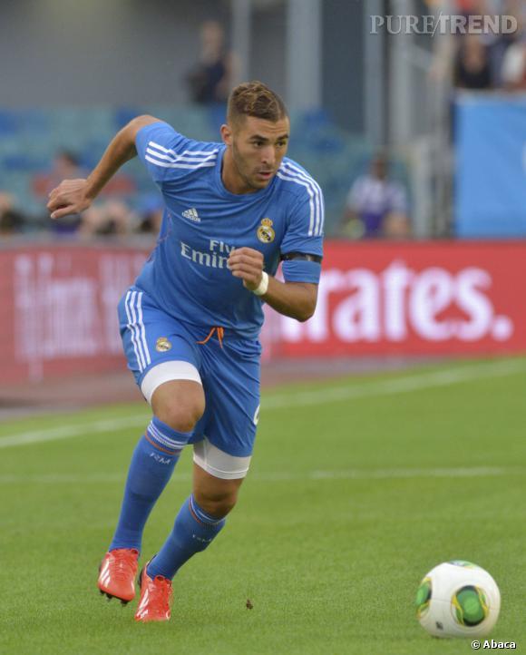 Karim Benzema et son étrange coupe ont fait jaser en septembre dernier.