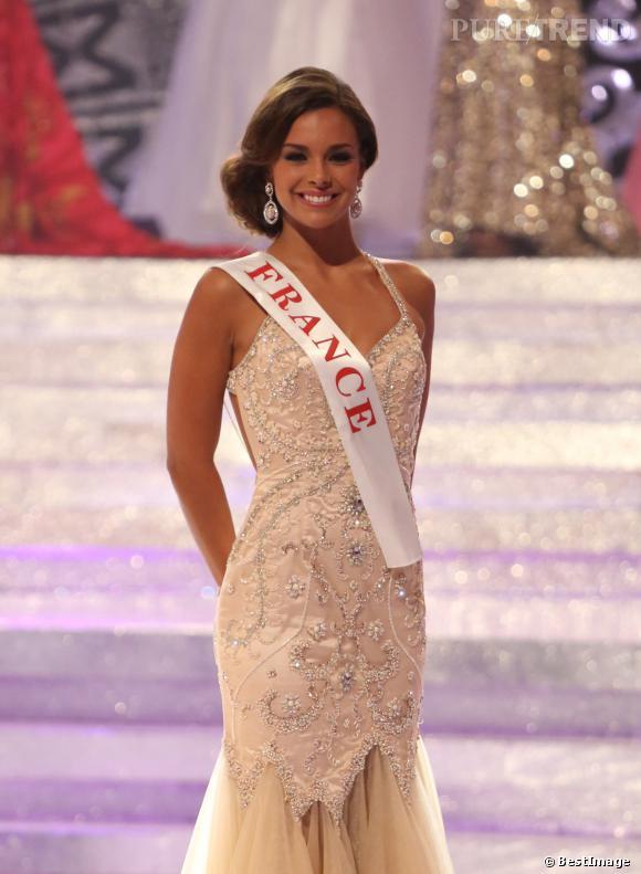 Marine Lorphelin a fait une très bonne performance à Miss Monde, en terminant deuxième.