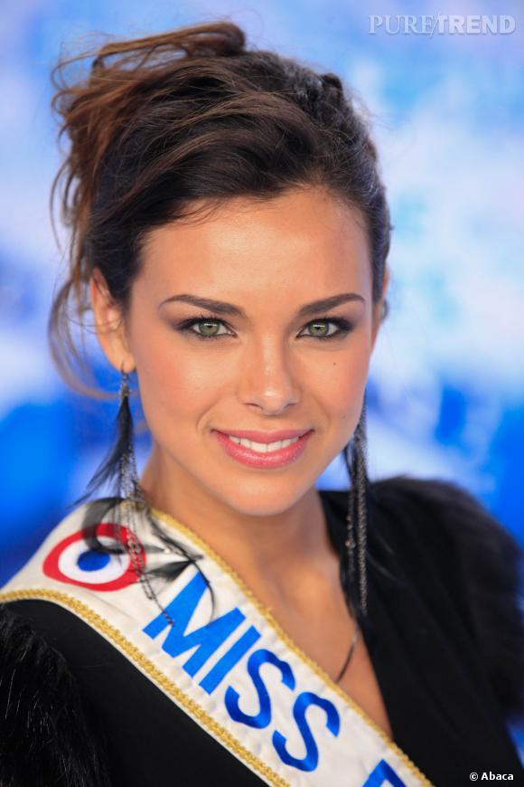 Belle et intelligente, Marine Lorphelin remplissait tous les critères pour devenir Miss France.