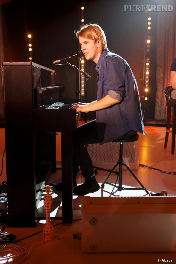 "Tom Odell cartonne avec son premier album ""Long Way Down""."