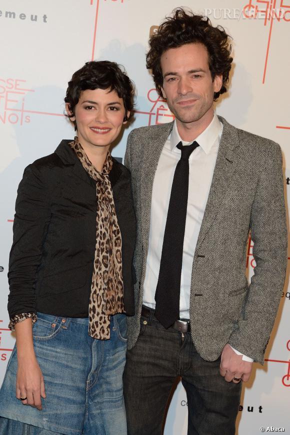 Audrey Tautou et Romain Duris à nouveau réunis à l'écran et sur les tapis rouges.