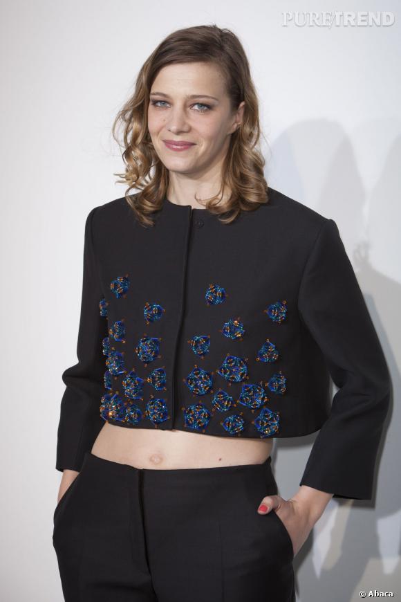 """Céline Sallette joue Julie dans """"Les Revenants""""."""