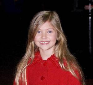 """Taylor Momsen à l'époque du """"Grinch"""" : une petite poupée bien sage."""