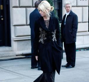 Taylor Momsen gothique... plutôt chic cette fois ci !