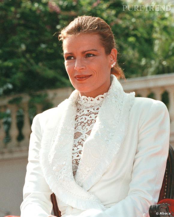 Stéphanie de Monaco, une beauté naturelle sur le Rocher.
