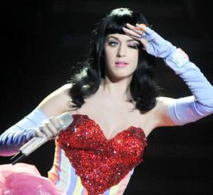 Katy Perry, nouvelle ambassadrice de bonne volonté pour l'UNICEF.