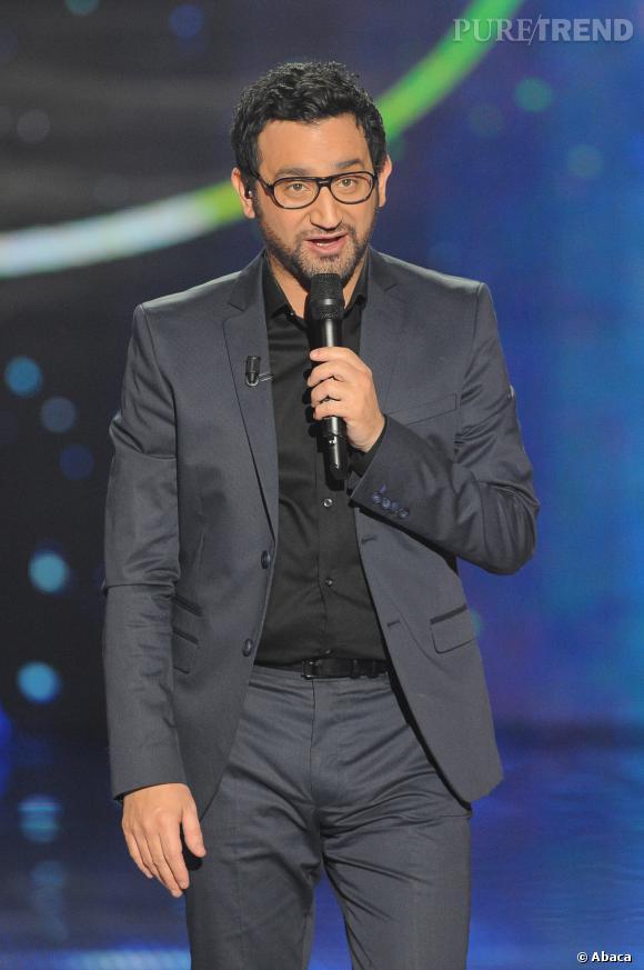 """Animateur radio et télé, Cyril Hanouna présente aussi """"Nouvelle Star"""" sur D8."""