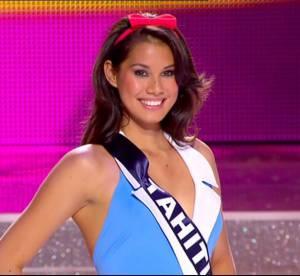 Miss France 2014 : Miss Tahiti était la favorite du jury