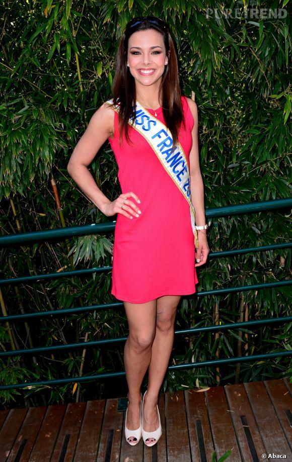 Marine Lorphelin, Miss France 2013 : 1m76.