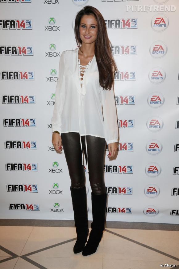 Malika Menard, Miss France 2010 : 1m76.