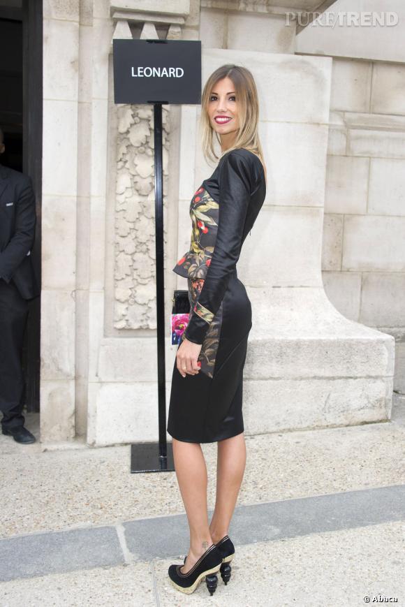 Alexandra Rosenfeld, Miss France 2006 : 1m73.