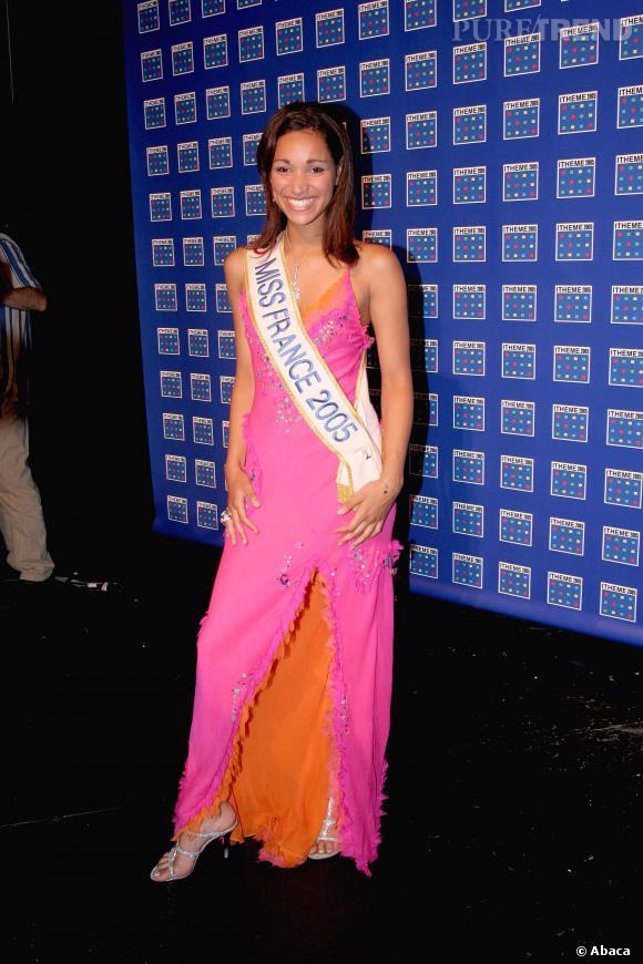 Cindy Fabre, Miss France 2005 : 1m79.
