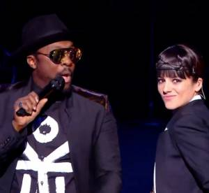 Alizée et Will.i.am aux NRJ MUsic Awards : le duo qui fait marrer Twitter