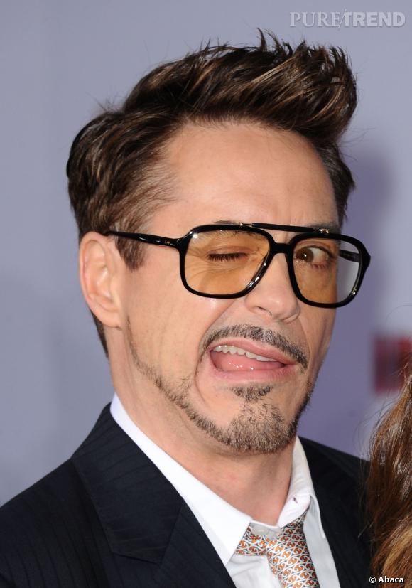 Robert Downey Jr. 2ème avec 1,2 milliards de dollars.