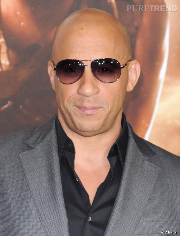 Vin Diesel 4ème avec 887 millions de dollars.
