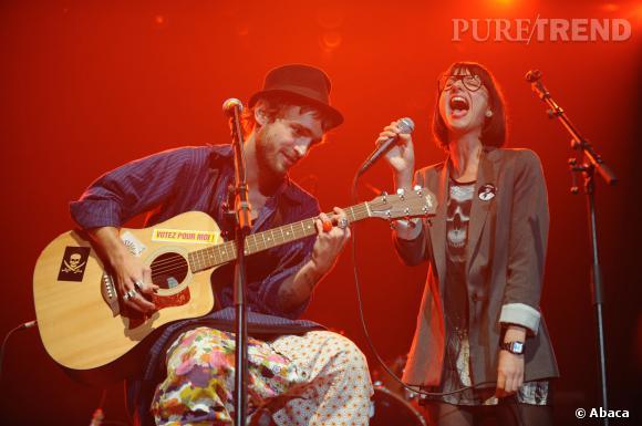 Soan en 2010, accompagné de Lussy, elle aussi ancienne participante à la Nouvelle Star.