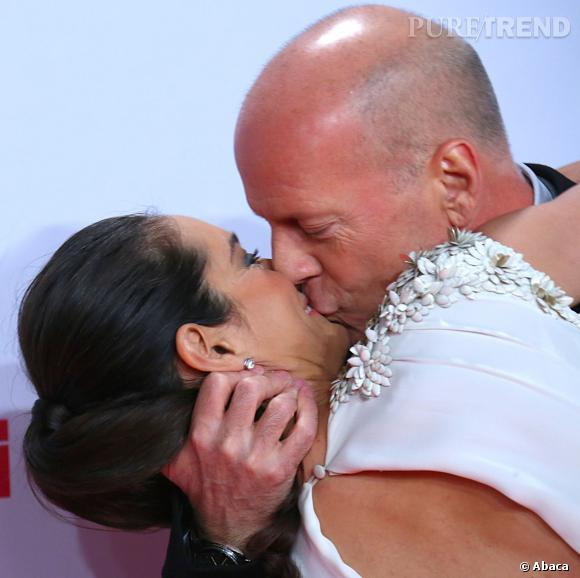 Bruce Willis et Emma Heming, tout roule pour le duo qui devrait bientôt agrandir sa famille.