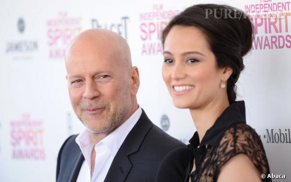 Bruce Willis et Emma Heming, 23 ans d'écart mais un mariage sans nuage.