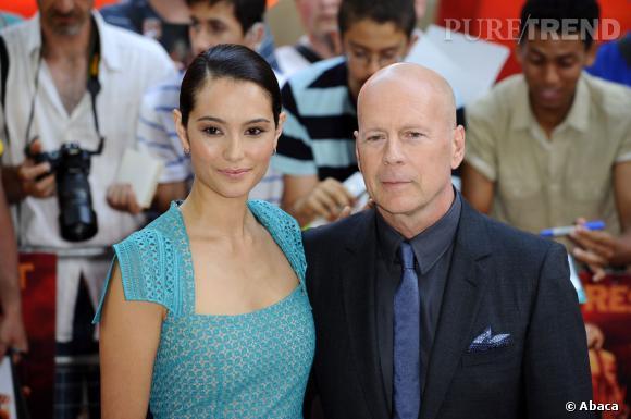 Emma Heming et Bruce Willis, l'un des couples les plus glamour d'Hollywood.
