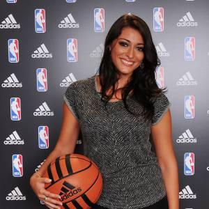 Rachel Legrain-Trapani est une toute jeune maman de 25 ans.