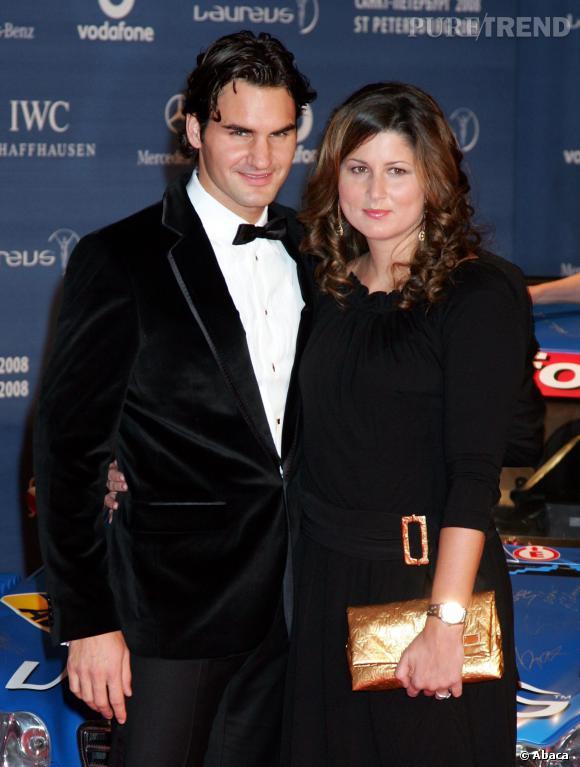 Roger Federer et sa femme Mirka attendent leur troisième enfant.
