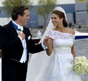 Madeleine de Suède, Camille Lacourt... Les 33 mariages de l'année 2013
