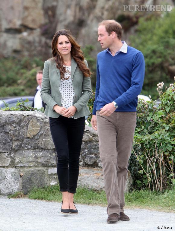 Kate Middleton et le Prince William passeront le 31 avec les Middleton.