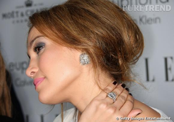 bas prix choisir authentique vente en ligne Jennifer Lopez et sa bague à 4 millions de dollars - Puretrend