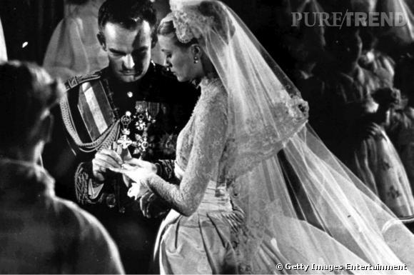 Grace Kelly et sa bague à 4,06 millions de dollars.
