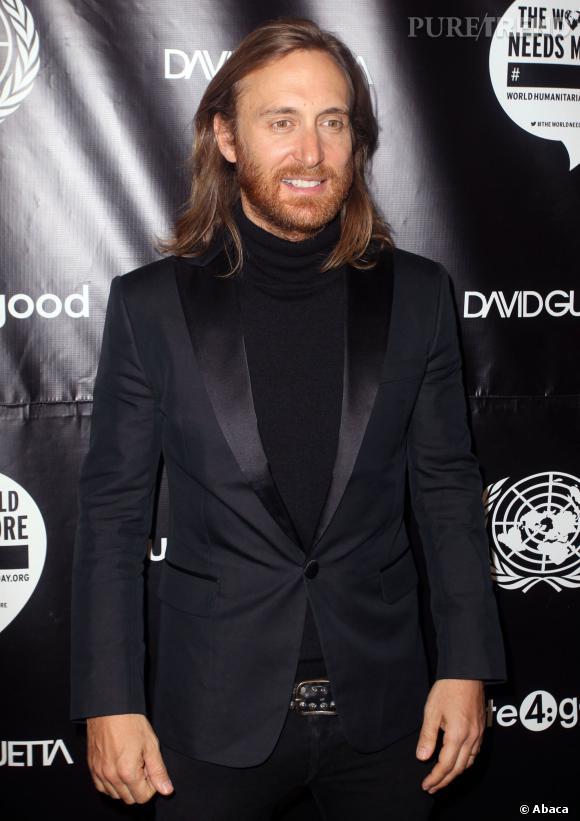 David Guetta, 3ème DJ le mieux payé en 2013... et 2ème en 2014 ?