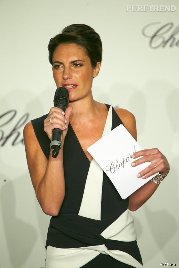 Alessandra Sublet la tête de turc de Thierry Ardisson en 2013 mais aussi en 2014.