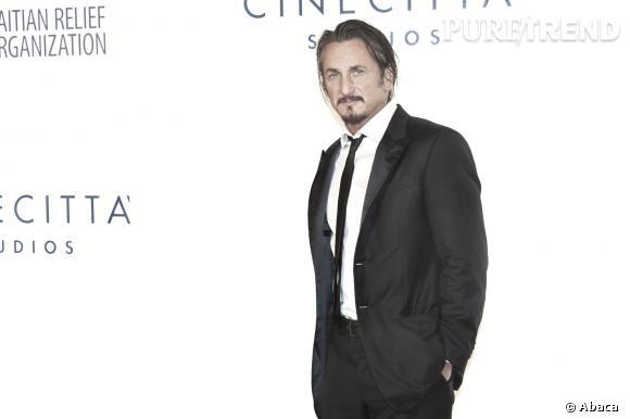 Sean Penn, toujours aussi charistmatique.