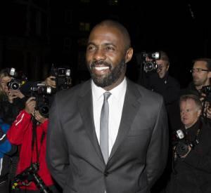 Idris Elba, d'humeur coquine.
