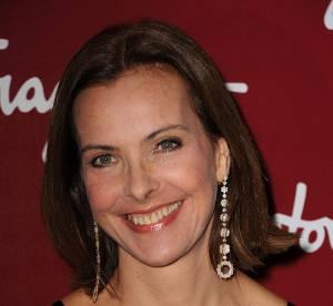 Carole Bouquet, présidente des Prix Lumières 2014