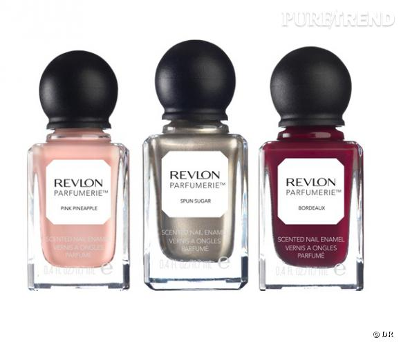 Parfumerie Nail Enamels, le coup de coeur du printemps prochain.
