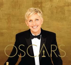 Oscars 2014 : Ellen DeGeneres, tomboy décontractée pour la 86e édition