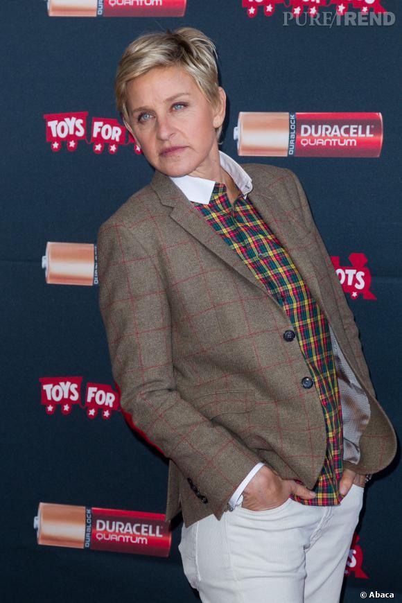 Ellen DeGeneres est incontournable sur le petit écran...