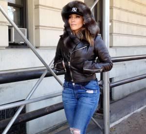 Jennifer Lopez , diva du ghetto : un look mi-cagole mi-sexy à New York