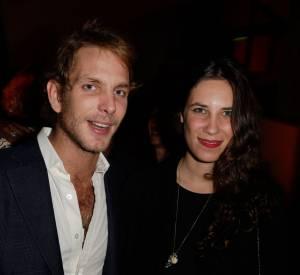 Andrea Casiraghi et Tatiana Santo Domingo se marieront religieusement en Suisse, le 1er février 2014.