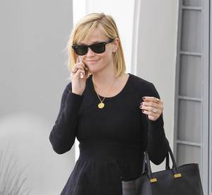 Reese Witherspoon working girl sexy et stylée... un look à copier !