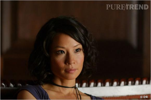 """Lucy Liu, magnétique dans le film """"Rise""""."""