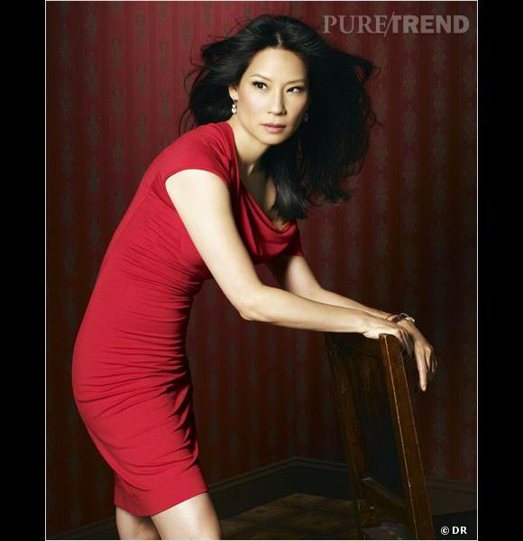 """Lucy Liu, si sexy dans """"Cashmere Mafia"""" !"""