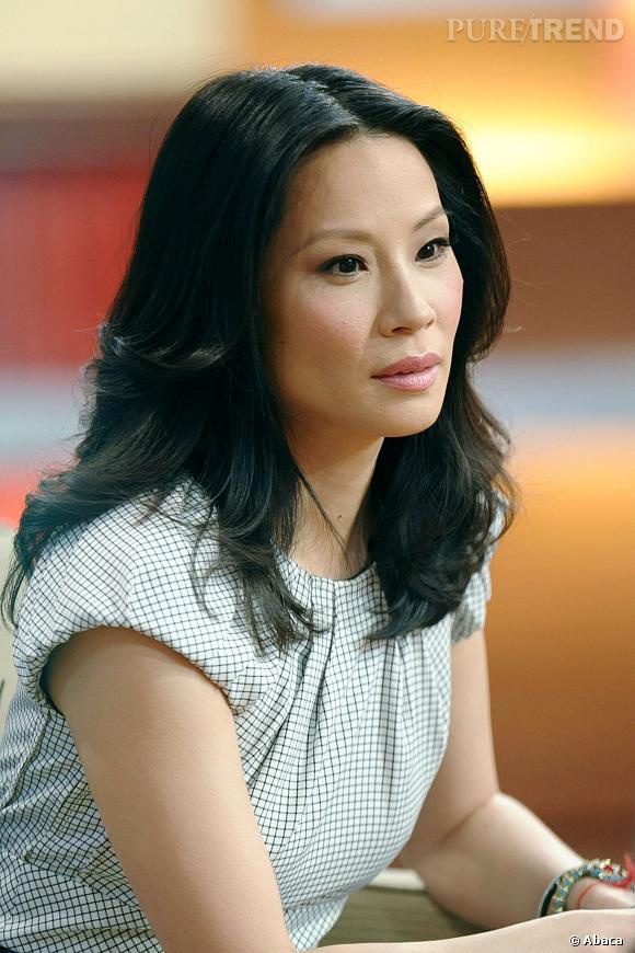 Lucy Liu ne semble pas non plus vieillir...