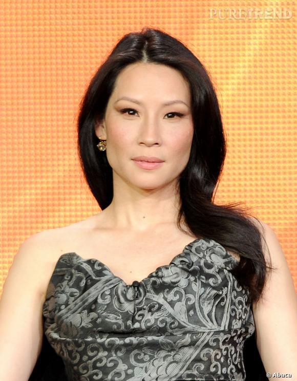 Attention, Lucy Liu refait son fameux regard !