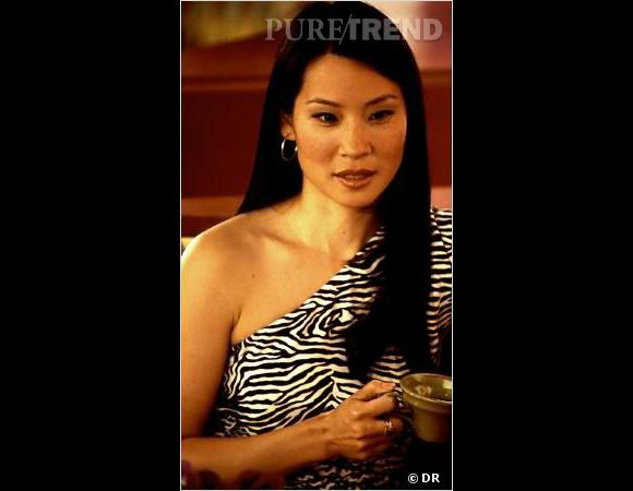 """Lucy Liu dans """"Sex and the City""""."""