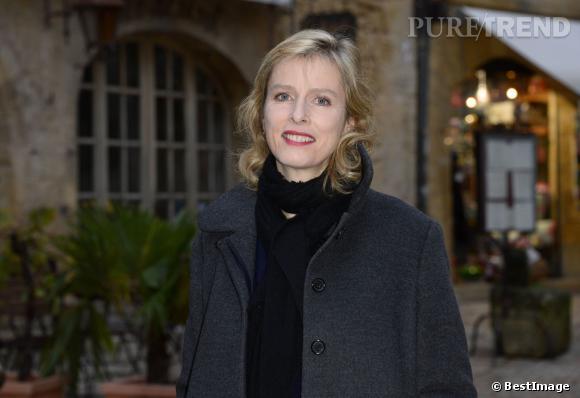 Karin Viard, l'actrice se livre de façon très personnelle.