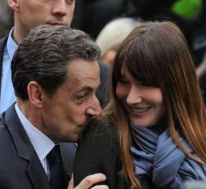 """Carla Bruni Sarkozy :  """"Je serais jalouse s'il était amoureux d'une autre"""""""