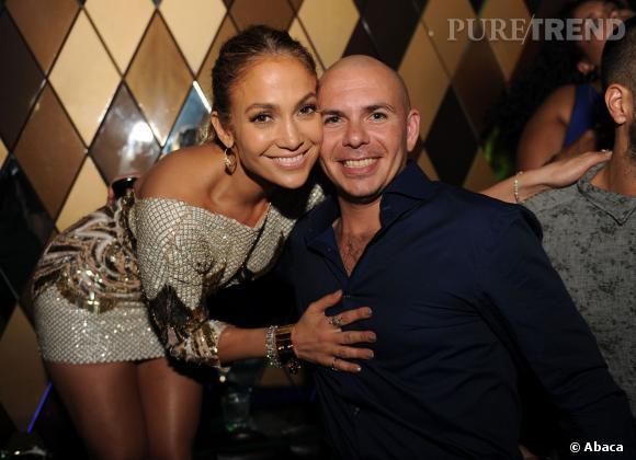 Jennifer Lopez et Pitbull réunis pour l'hymne du Mondial 2014.