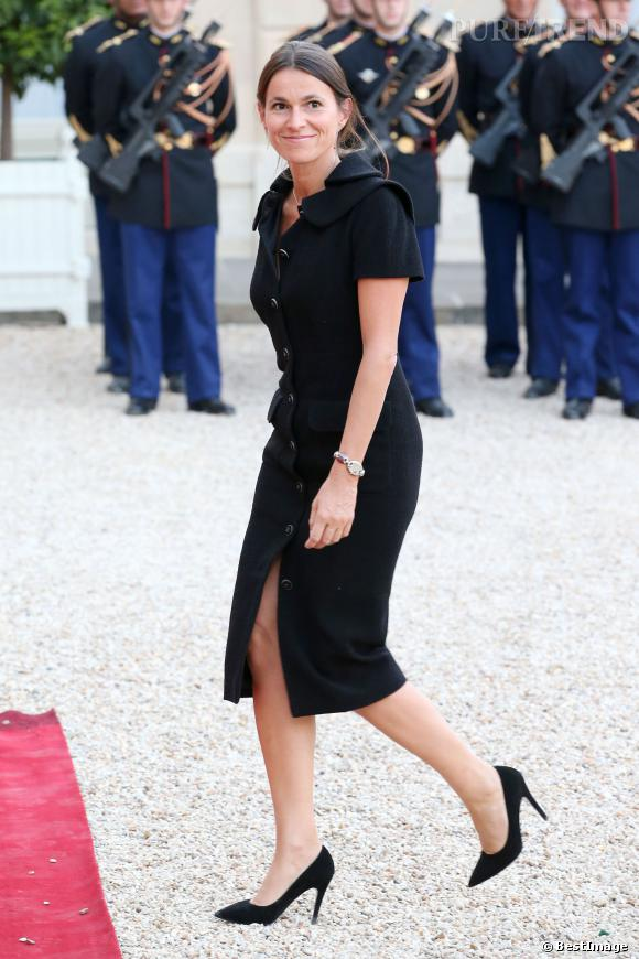 Aurélie Filippetti, une ministre qui a du style.