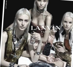 Lanvin, une minute de pur plaisir en vidéo